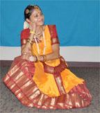 Manisha- Indian Dance